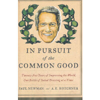 IN PURSUIT OF THE COMMON GOOD(ISBN=9780767929974) 英文原版