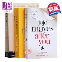 【中商原版】乔乔・莫伊斯《遇见你之前》系列3册套装 英文原版 Me Before You+ After you+ St