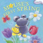 【预订】Mouse's First Spring: A Book about Seasons 978144243431