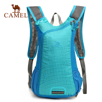camel骆驼户外男女款骑行背包 13L运动双肩背包