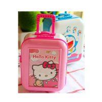 日照鑫  哆啦A梦hello kitty公主首饰盒化妆盒饰品盒音乐盒八音盒生日礼物