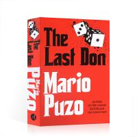 顺丰包邮 英文原版小说 教父三部曲3 The Last Don 末代教父 马里奥普佐Mario Puzo 被誉为男人的