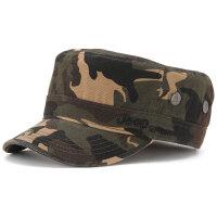 JEEP吉普帽子男户外运动棒球帽时尚潮流四季帽休闲纯棉帽子纯色太阳帽鸭舌帽男士平顶帽