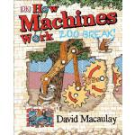 【预订】How Machines Work: Zoo Break!