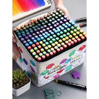 马克笔套装touch正品儿童美术小学生专用动漫手绘36色水彩笔双头24色画画笔48色60色80色1000色全套彩色画笔