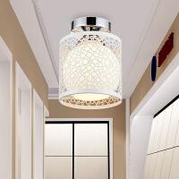 圆形过道灯走廊灯现代简约吸顶灯阳台灯门厅玄关灯具灯饰