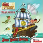 [现货]Jake and the Never Land Pirates Read-Along Storybook an