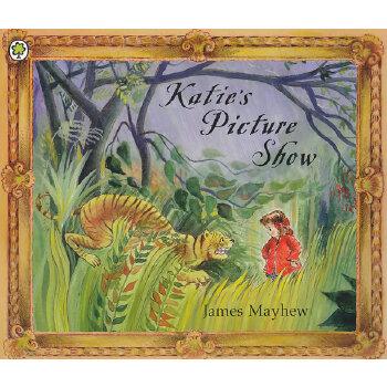 Katie: Katie's Picture Show 凯蒂的画中历险-第一次美术馆之旅(凯蒂的名画奇遇) ISBN9781408332405
