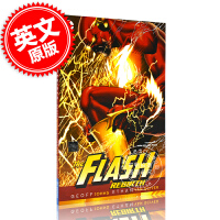现货 闪电侠 重生 英文原版 FLASH REBIRTH DC漫画 巴里・艾伦