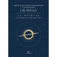 约翰・惠勒自传:京子、黑洞和量子泡沫(黑洞、虫洞和量子泡沫的首创者,我们时代极具创新思想的物理学家颇具启迪的一生)