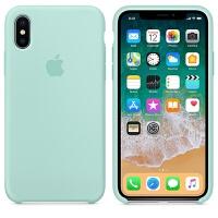 苹果X原装手机壳液态硅胶 iphone87plus XS MAX官方6p保护套