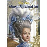 【现货】英文原版 Who Was Marie Antoinette? 玛丽・安托瓦奈特是谁(绝代艳后是谁)? 名人传记