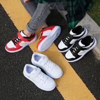 【1件2折折后�r:56元】富�F�B男童鞋子2021春秋季新款�和��\�有�男大童板鞋休�e�W生潮百搭