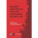 【预订】Research Directions in Data and Applications Security X