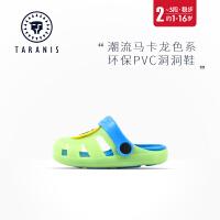 泰兰尼斯儿童拖鞋夏男女童室内防滑软底家用家居可爱小孩宝宝凉拖