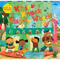 Knick Knack Paddy Whack(A Barefoot Singalong)爱尔兰的小摆设(书+CD)I