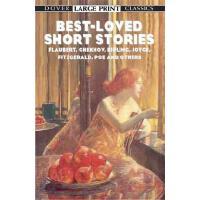 【预订】Best-Loved Short Stories Flaubert, Chekhov, Kipling, Jo