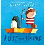 【现货】英文原版 摘星星的孩子系列:迷路的小企鹅 Lost and Found 大开本平装 英版3-5岁儿童绘本 Ol