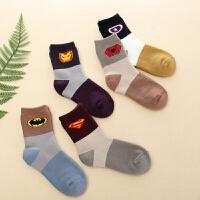 儿童袜子加厚加绒宝宝冬季男孩1-3岁保暖10岁以上毛巾毛圈袜