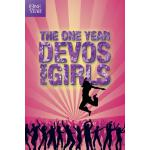 【预订】The One Year Book of Devotions for Girls