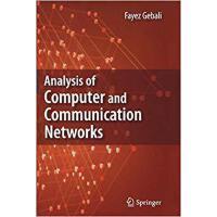 【预订】Analysis of Computer and Communication Networks 97814419