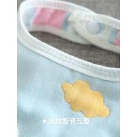 婴儿防水口水围嘴宝宝小围兜纱布新生吃饭儿童夏季薄款