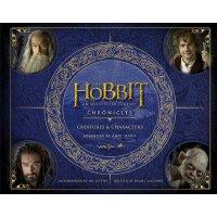 现货 英文原版 The Hobbit 1 霍比特人1 意外之旅 生物人物设定集 画册