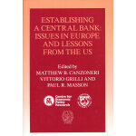 Establishing a Central Bank(ISBN=9780521070690) 英文原版