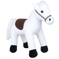 白龙马师徒四人童年毛绒玩具全套西游记儿童生日礼物小马娃娃 如图实物实拍 身长35厘米