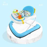 学步车手推车婴幼多功能防侧翻男宝宝女孩6/7-18个月手推可坐行折叠