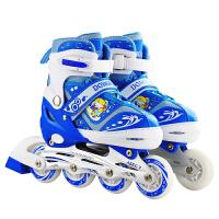 3-4-5-6-7-8-10岁溜冰鞋儿童全套装男女童轮滑鞋旱冰鞋