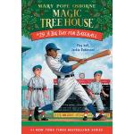 英文原版 The Magic Tree House 神奇树屋 29 Big Day For Baseball 学生课外