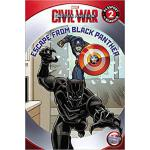 【预订】Marvel's Captain America: Civil War: Escape from Black