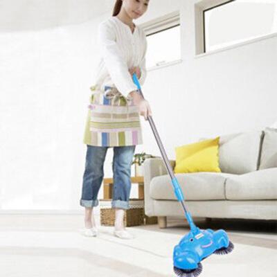手推式扫地拖地一体机家用无线电动机器人吸尘器簸箕套装扫把器扫帚笤帚器