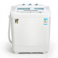 小鸭XPB28-1808S 迷你洗衣机双桶洗脱两用双缸小洗衣机