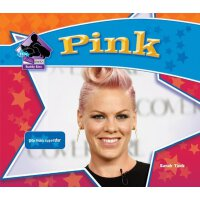 【预订】Pink: Pop Music Superstar