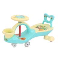 扭扭车1一3-6岁小孩男女宝宝妞妞车儿童车子溜溜车万向轮摇摇车