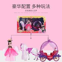 女孩冰公主生日礼物 叶罗丽娃娃的房子大别墅豪华城堡家具套装