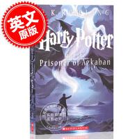 现货 英文原版 Harry Potter Azkaban 哈利波特与阿兹卡班的囚徒