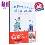 【中商原版】【法国法文版】小淘气尼古拉未发表的故事4:小尼古拉的邻居 Le petit Nicolas et ses v