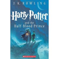 哈利波特与混血王子 英文原版HarryPotterandtheHalf-BloodPrince