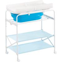 宝宝尿布台婴儿护理台多功能可折叠新生儿换衣抚触台整理台