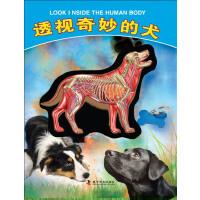 有趣的透视立体书--透视奇妙的犬(不一样的精装立体体验书)