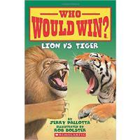 【预订】Lion vs. Tiger 9780545175715
