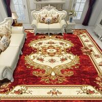 客厅大地毯卧室满铺茶几垫床边榻榻米地垫家用可机洗美式定制k