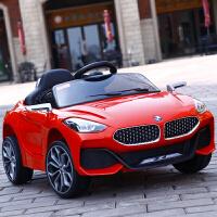 电动车小孩婴儿童四轮带遥控汽车可坐小车小孩宝宝玩具童车充电可坐人