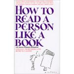 【新书店正版】How to Read a Person Like a Book Gerard Nierenberg(杰