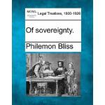 【预订】Of Sovereignty.