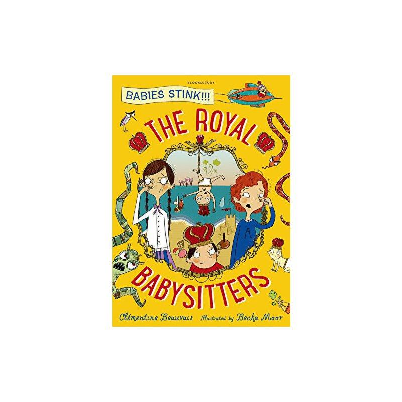 【预订】The Royal Babysitters 美国库房发货,通常付款后3-5周到货!