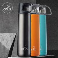 OPUS保温杯 女士男士 不锈钢保温杯壶 水杯子直身杯旅行壶瓶没包装盒750ML